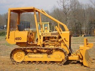 Southern Oregon Bulldozer Work