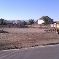 Medford Subdivision House Pads / Utilities